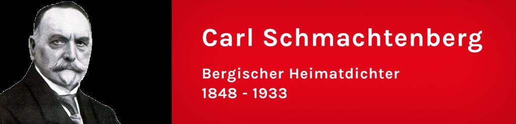Banner für Carl Schmachtenberg