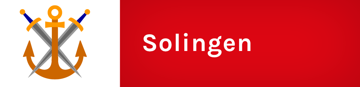Banner für Solingen
