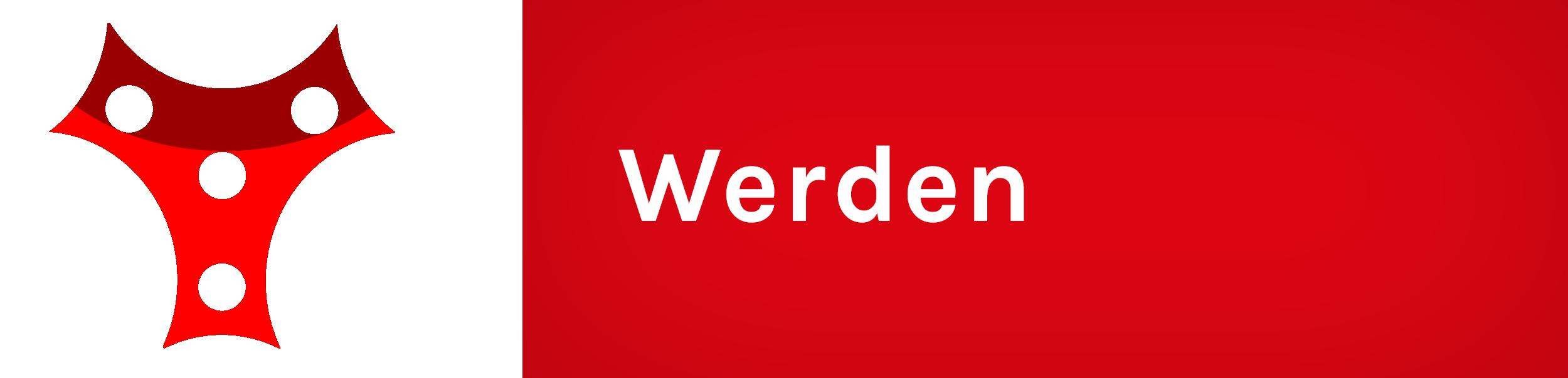 Banner für Werden