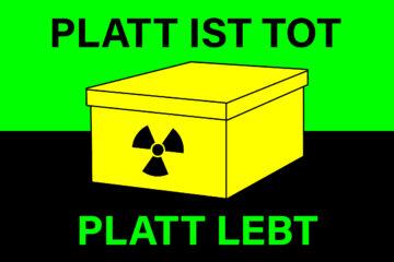 Platt ist tot - Platt lebt.